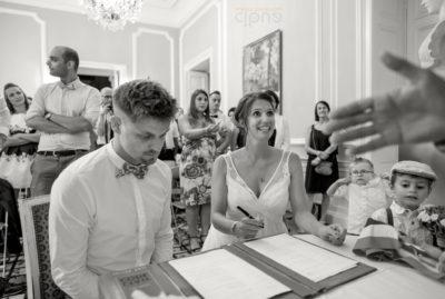 Hugo & Charlène - 19 august 2016 - Ambasada Franței, București
