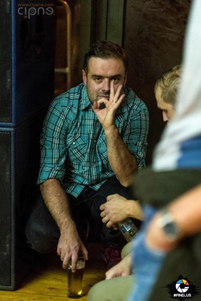 """Luna Amară lansare """"Aproape"""" - 22 octombrie 2016 - Clubul Țăranului, București"""