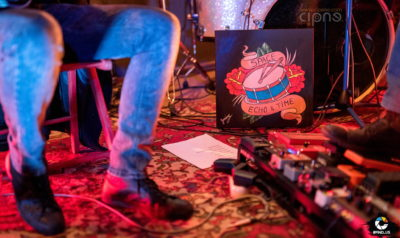 """RoadkillSoda - lansare album """"Space Echo & Time"""" - 22 decembrie 2016 - J'ai Bistrot, București"""