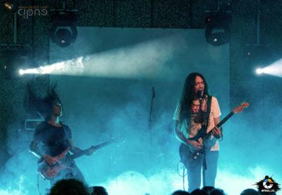 Alcest - 3 decembrie 2016 - Kruhnen Music Halle, Rockstadt, Brașov