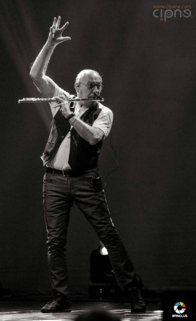 Ian Anderson - 22 februarie 2017 - Sala Palatului, București
