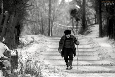 Drum de iarnă