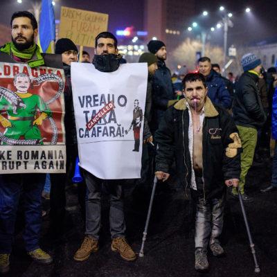 Proteste – 2 februarie 2017