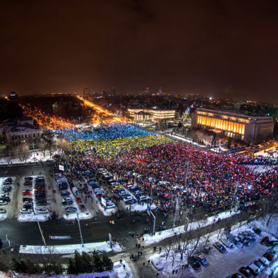 Proteste – 12 februarie 2017