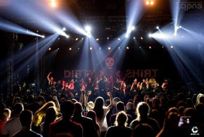 """Dirty Shirt - """"FolkCore DeTour"""" Project - 1 aprilie 2017 - Arenele Romane, București"""