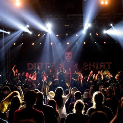 "Dirty Shirt ""FolkCore DeTour"" @ Arenele Romane"