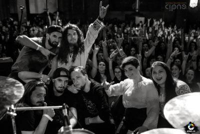 """Dirty Shirt - """"FolkCore DeTour"""" Project - 31 martie 2017 - Kruhnen Music Halle, Brașov"""