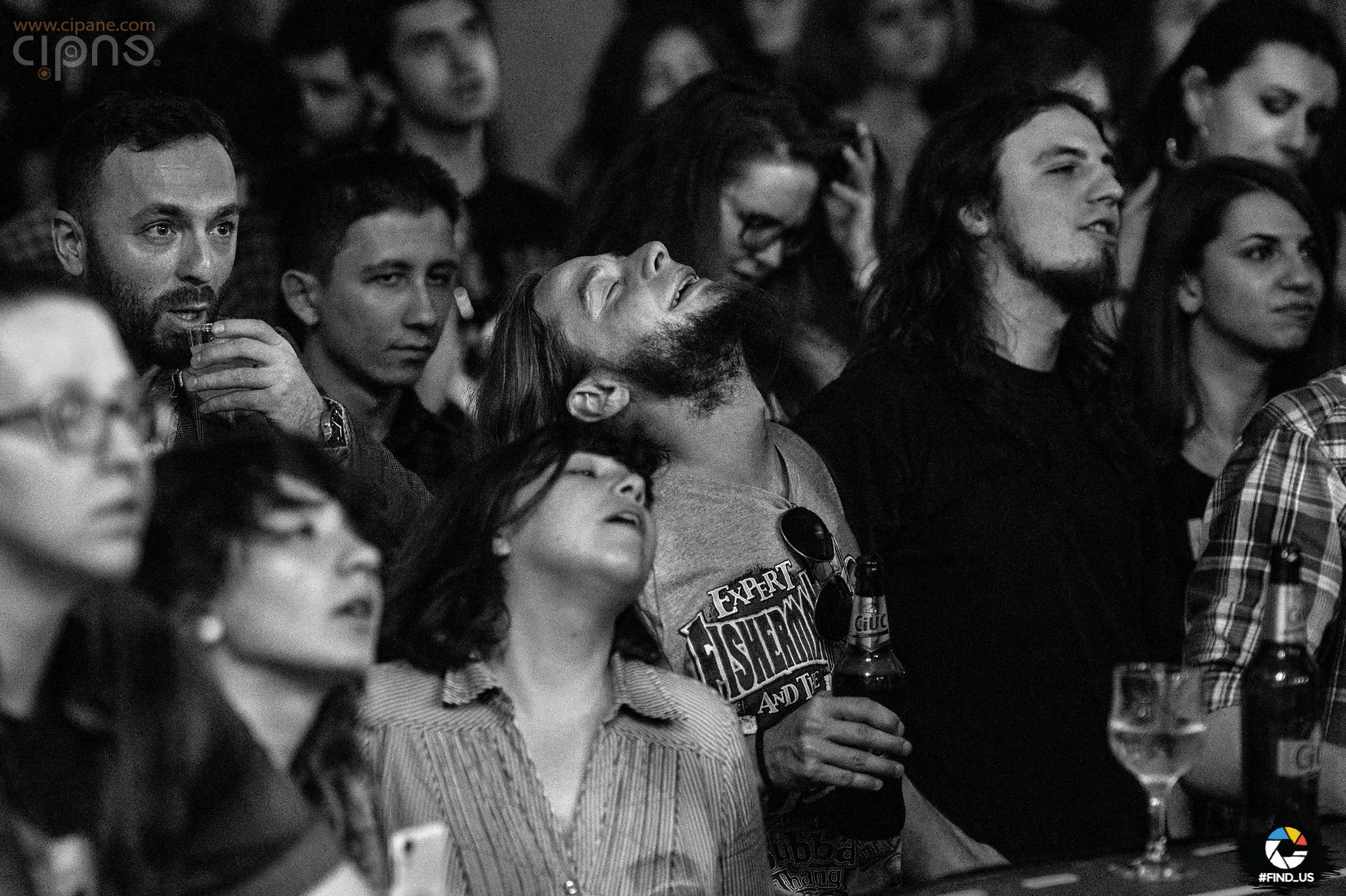 Luna Amară - 29 aprilie 2017 - Quantic Pub, București