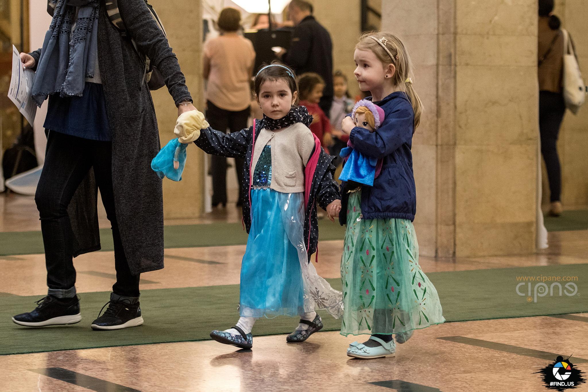 Frozen (Regatul de Gheață) - 26 mai 2017 - Sala Palatului, București