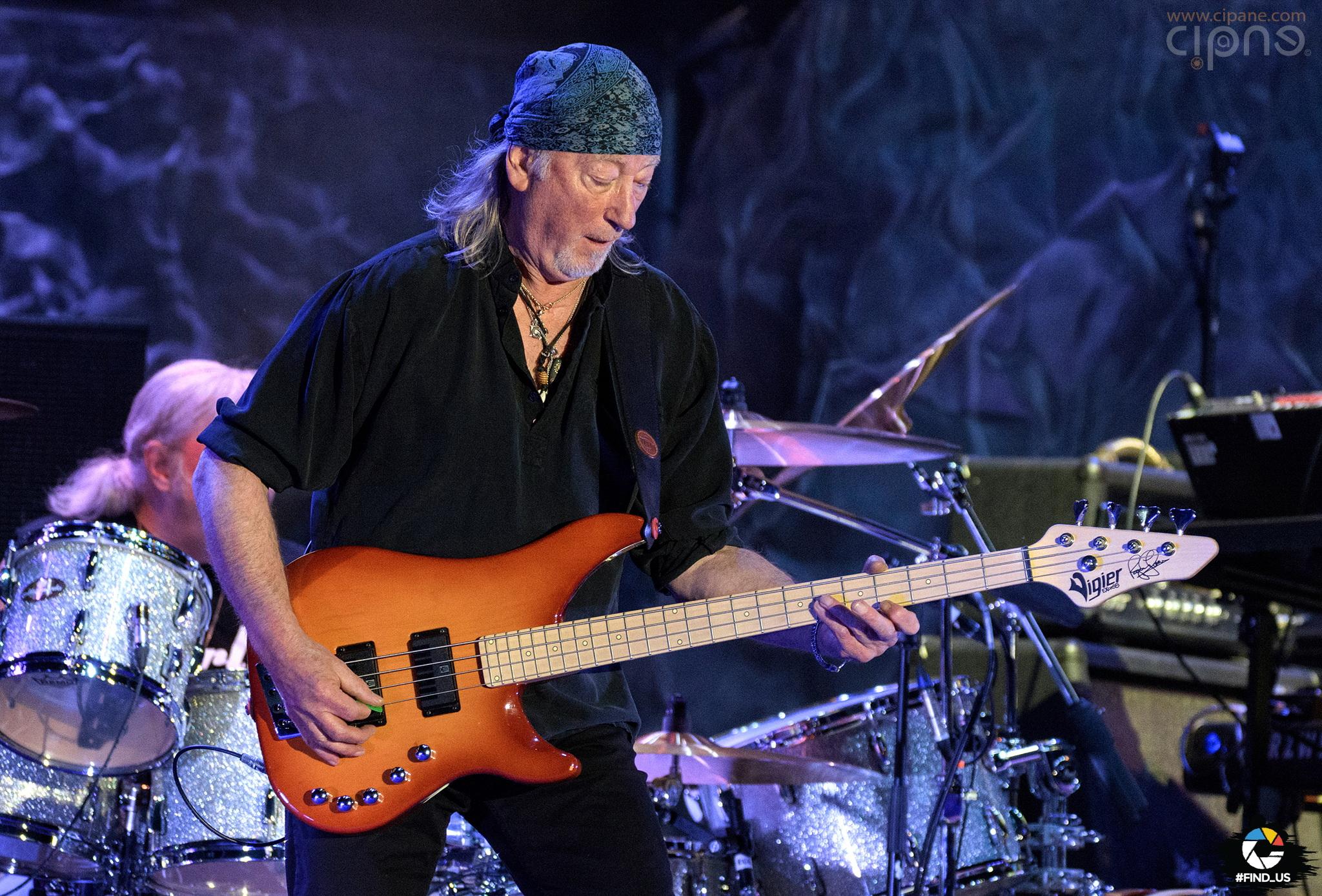 Deep Purple 'The Long Goodbye Tour' - 13 mai 2017 - Romexpo, București