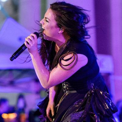 Evanescence @ Arenele Romane