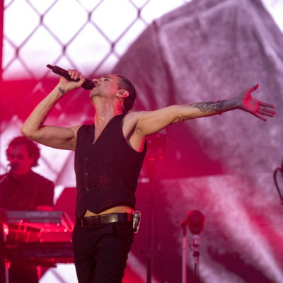 Depeche Mode @ Cluj Arena
