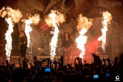Kreator - 12 august 2017 - Rockstadt Extreme Fest, Râșnov