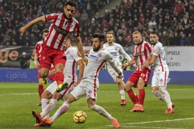 Dinamo vs Steaua - 18 februarie 2018 - Arena Națională, București