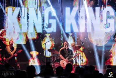 King King - 9 februarie 2018 - Fratelli Studios, București