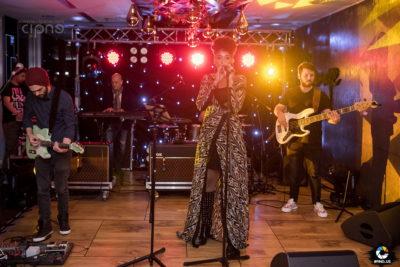 Julie Mayaya - 15 decembrie 2017 - 18 Lounge, București