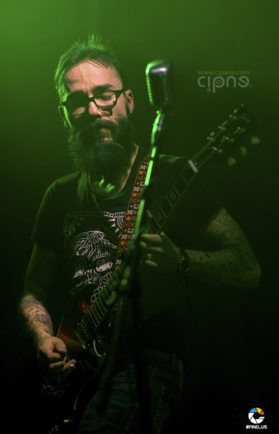 RoadkillSoda - 31 ianuarie 2018 - Club Control, București
