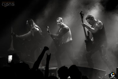 Therion - 11 martie 2018 - Club Quantic, București