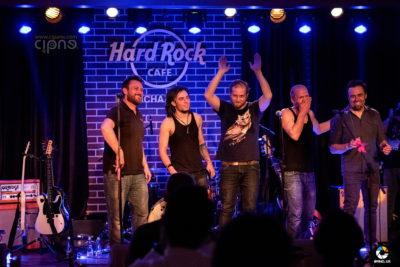 Luna Amară - 20 aprilie 2018, Hard Rock Cafe, București