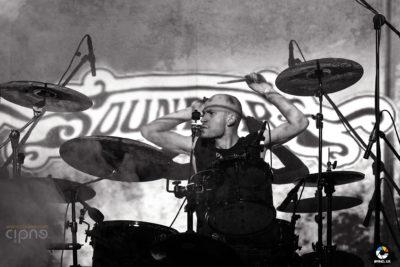 Stoned Jesus - 11 mai 2018 - SoundArt Festival, Club Quantic, București