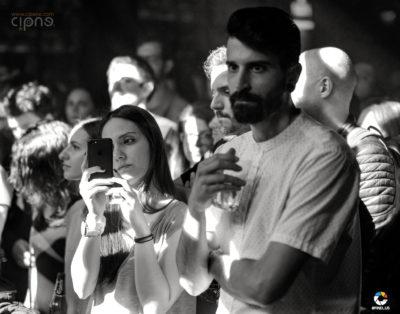 Caspian - 3 mai 2018 - Club Control, București