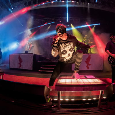 Hollywood Undead @ Arenele Romane