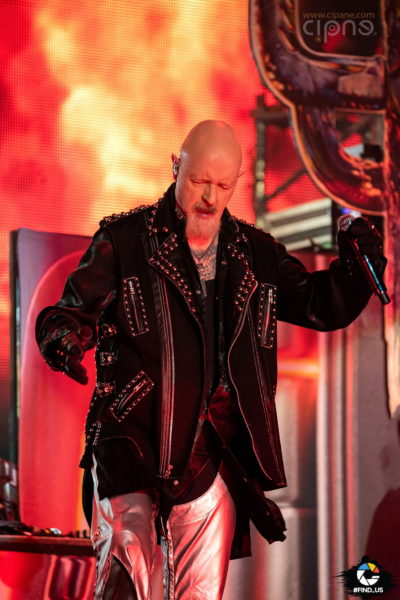 Judas Priest - 22 iunie 2018 - Hellfest Open Air, Clisson, France