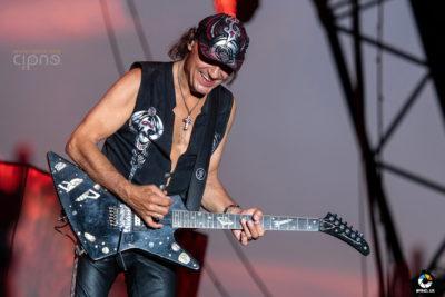 Scorpions - 12 iunie 2018 - Romexpo, București