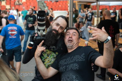 Dirty Shirt - 6 iulie 2018 - Metalhead Meeting, Arenele Romane, București