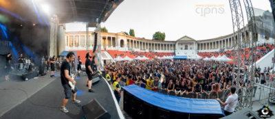 Dirty Shirt - 6 iulie 2018 - Metalhead Meeting, Arenele Romane, București