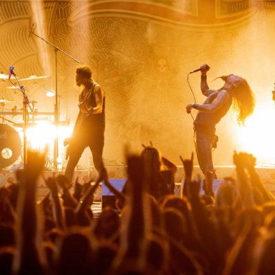 Amorphis @ Rockstadt Extreme Fest 2018
