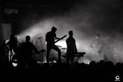Leprous - 6 septembrie 2018 - Club Quantic, București