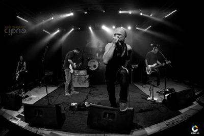 Luna Amară, lansare album 'N O R D' - 20 octombrie 2018 - Club Quantic, București
