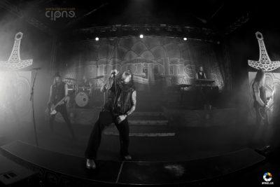 Amorphis - 22 ianuarie 2019 - Arenele Romane, București