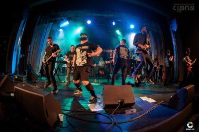 Dirty Shirt, lansare album 'Letchology' - 22 februarie 2019 - Casa Tineretului, Baia Mare