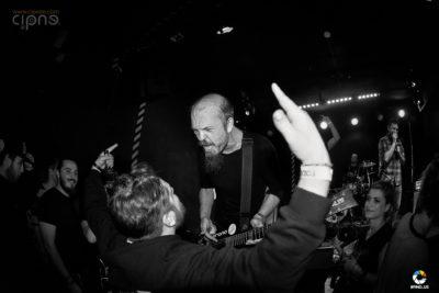 Luna Amară - lansare vinil 'N O R D' - 2 februarie 2019 - Club Fabrica, București
