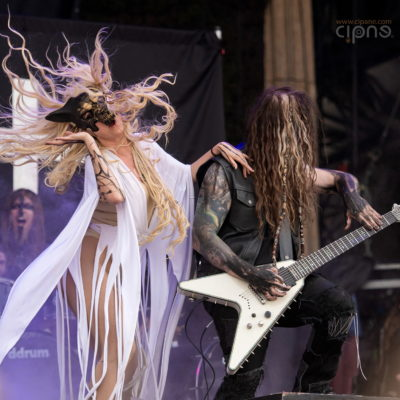 In This Moment @ Hellfest Open Air 2018