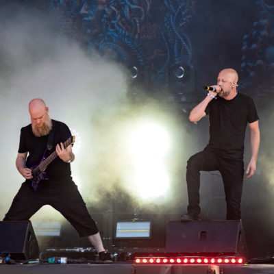Meshuggah @ Hellfest Open Air 2018