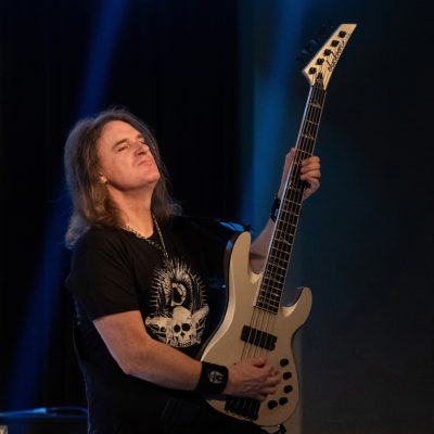 David Ellefson @ Hard Rock Cafe