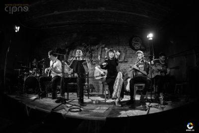 Alex & The Fat Penguins - 7 martie 2019 - UnTeatru, București