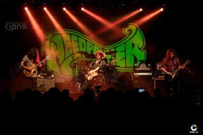 Weedpecker - 9 martie 2019 - SoundArt Festival, Club Quantic, București