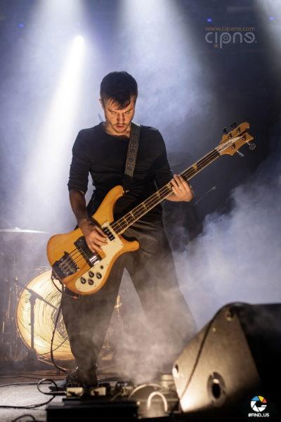 Sunnata - 9 martie 2019 - SoundArt Festival, Club Quantic, București