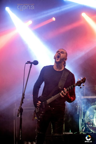 Riverside - 10 martie 2019 - SoundArt Festival, Club Quantic, București