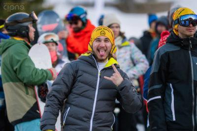 Dirty Shirt - 27 martie 2019 - SnowFest, Les 2 Alpes, France