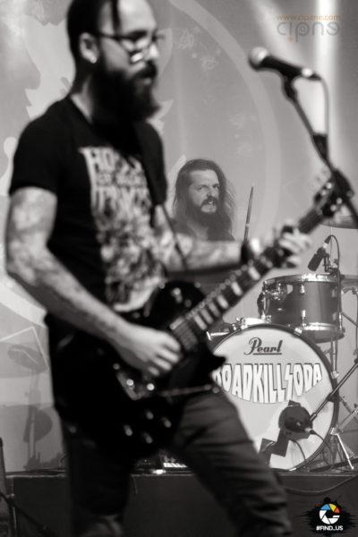 RoadkillSoda - 14 aprilie 2019 - Club Quantic, București