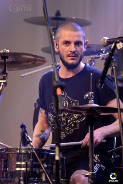 Riot Monk - 14 aprilie 2019 - Club Quantic, București