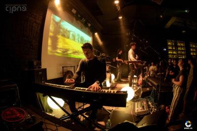 Alternativ Quartet/Iglu - 30 mai 2019 - Club Control
