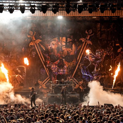 Slayer – Final Romanian Show @ Arenele Romane