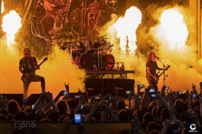 Slayer - 10 iulie 2019 - Arenele Romane, București