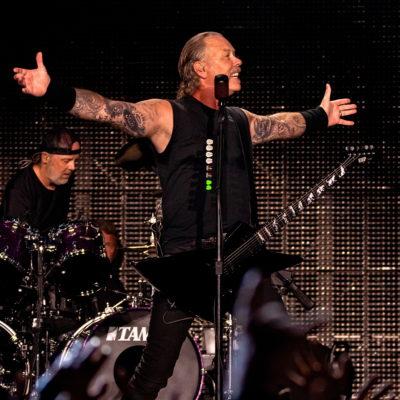 Metallica @ Arena Națională